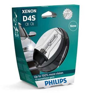 1x-Philips-D4S-35W-X-tremeVision-gen2-Xenon-150-mas-de-luz-42402XV2S1