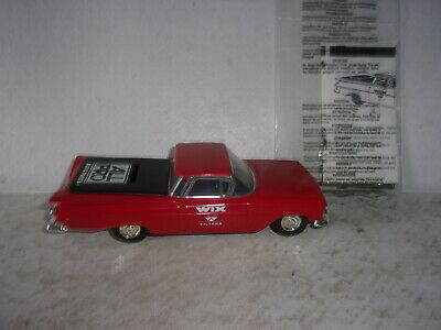 Ertl 1994 Wix Filters Limited Edition 1959 Chevy El Camino ...