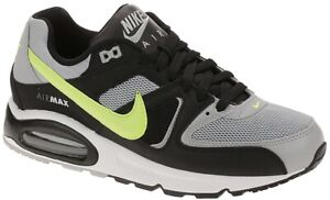 Men's Nike AIR MAX COMMAND WOLF GREYVOLT BLACK COOL GREY