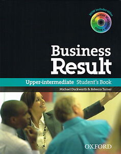BUSINESS-RESULT-DVD-EDITION-Upper-Intermediate-Student-039-s-Book-with-DVD-ROM-NEW