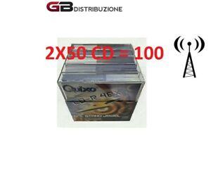 CD-R-QUIXO-VERGINI-48X-COFANETTO-DA-10-CD-PER-UN-TOTALE-DI-100-CD-VUOTI
