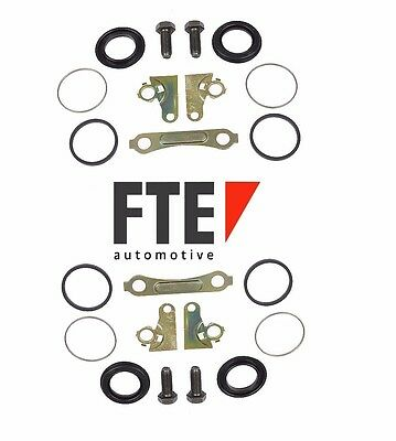 2 Front Porsche 914 VW 411 Fastback Disc Brake Caliper Repair Kit FTE 411698471
