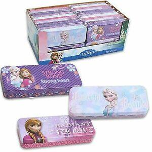 Disney-Frozen-Girl-Tin-Pencil-Case-Box-For-Girls-Christmas-Birthday-Gift-Item
