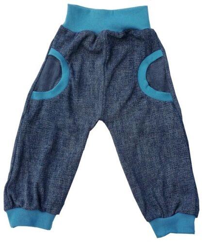 B-Ware Pumphose    Blau  92 98 104 110   Jungenhose Kinderhose