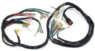 New Wiring Harness 1972 CB750 K CB 750 Four Wire Loom 72 K2 32100-341-000 #O213