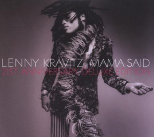 1 von 1 - Mama Said (21th Anniversary Deluxe Edition) von Lenny Kravitz (2012) 2CDs 35 Tr.