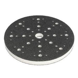 Tampon-d-039-interface-Interface-Mousse-Souple-150-Plateau-de-Poncage-trous-Festool
