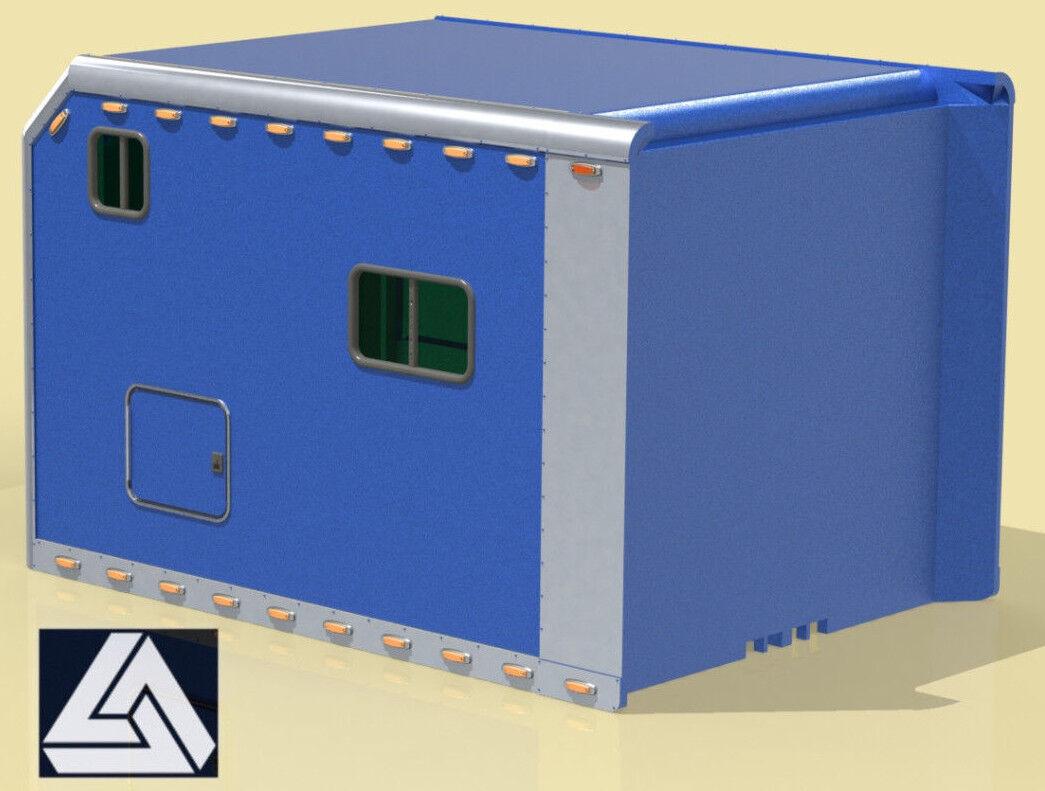1 32 3D Impreso Ari 120  132  traviesas, mostrar camión Peterbilt 379 389 w900