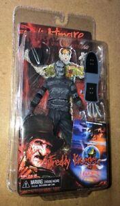 Figurine Freddy Krueger Exclusive Neca Nightmare Elm Street Dream Enfant 5 Sdcc Nouveau