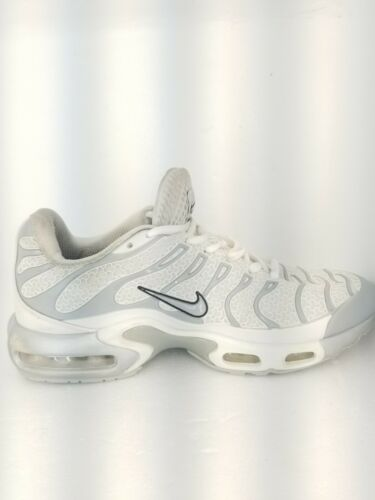 Nike Air Max Plus Tn Tuned Triple White Cool Grey