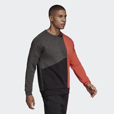 Adidas Sweatshirt Men Fashion Training Running Gym Style ID Stadium Remix CX4159   eBay
