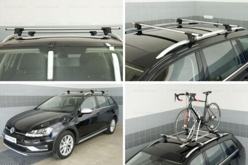 Mercedes Benz E-Class W124 W210 W211 W212 Estate Roof Rack Bars Aguri Runner II