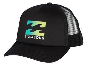 Billabong-Trucker-Snapback-Cap-Podium-black