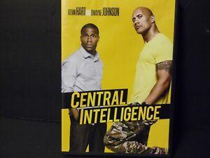 Central Intelligence 2016 Dvd 883929558643 Ebay