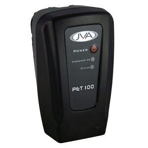 JVA-PET100-Portable-Electric-Fence-Energiser-0-11J-1-km-Refurbished