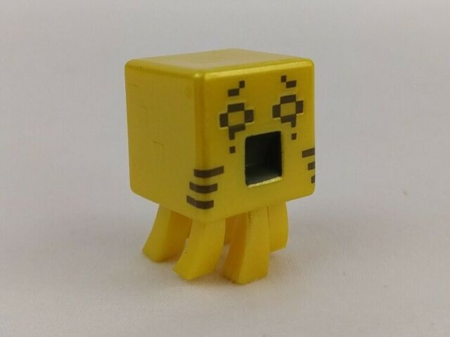 Minecraft Minifigures Chest Series Gold Ghast VHTF! New in Box Chase