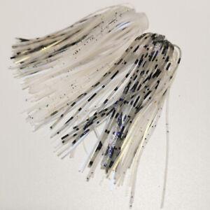 10 lot Umbrella skirts DIY Buzzbaits Spinner Buzz Bait fishing Silicone SF112