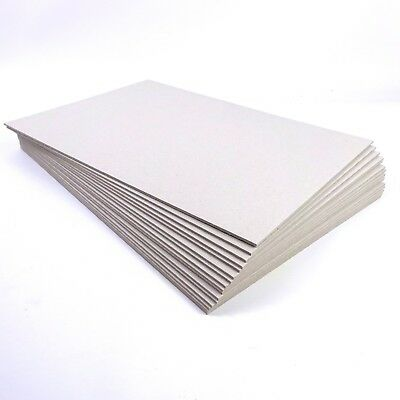 A1 Greyboard A3 A2 Mount Board Extra Thick 100/% Recycled Backing Board