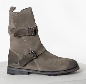 Tigha Super Winter Sale Declan botas de Motero   Alta Caña  botas 41