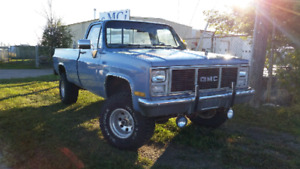 1986 GMC SIERRA  Reasonable offers considered