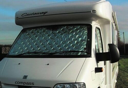 Ford Transit Thermal Interior Window Blinds 2006-2014