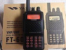YAESU FT-60E RTX DUAL BAND VHF - UHF REF 100068