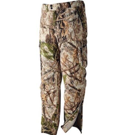 Cabela Para hombre INSTINCT blancotail seco's Plus Impermeable Realtree Xtra Pantalones de Caza