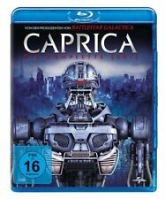 CAPRICA : THE COMPLETE TV SERIES -  BLU RAY - Sealed Region B for UK