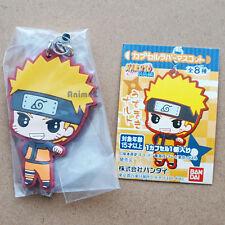 The Last: Naruto The Movie rubber mascot clip & strap - Naruto ver.1 By BANDAI