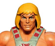 Pré-commande Masters of the Universe Classics Custom Oo-Larr Adam Thunder HEMAN Painted Head