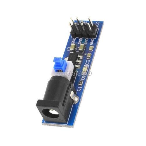 2PCS 3.3V Output AMS1117-3.3 V DC//DC Power Supply Module Voltage Regulator DC