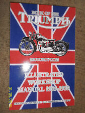 TRIUMPH TIGER 70 80 90 C 100 2H 2HC 3S 3SC 3H 5H 5T SPEED TWN 5S 6S MANUAL 35-39