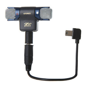 Stereo-Mic-External-Microphone-With-a-3-5mm-Mini-Micro-USB-Adapter-Cable-Line