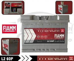 L260P-BATTERIA-AUTO-FIAMM-TITANIUM-60Ah-540A-POLO-DX-GRANDE-PUNTO-1-9-MJET