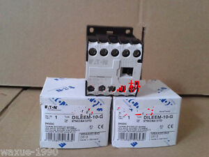 1pcs New MOELLER DILEEM-10-G