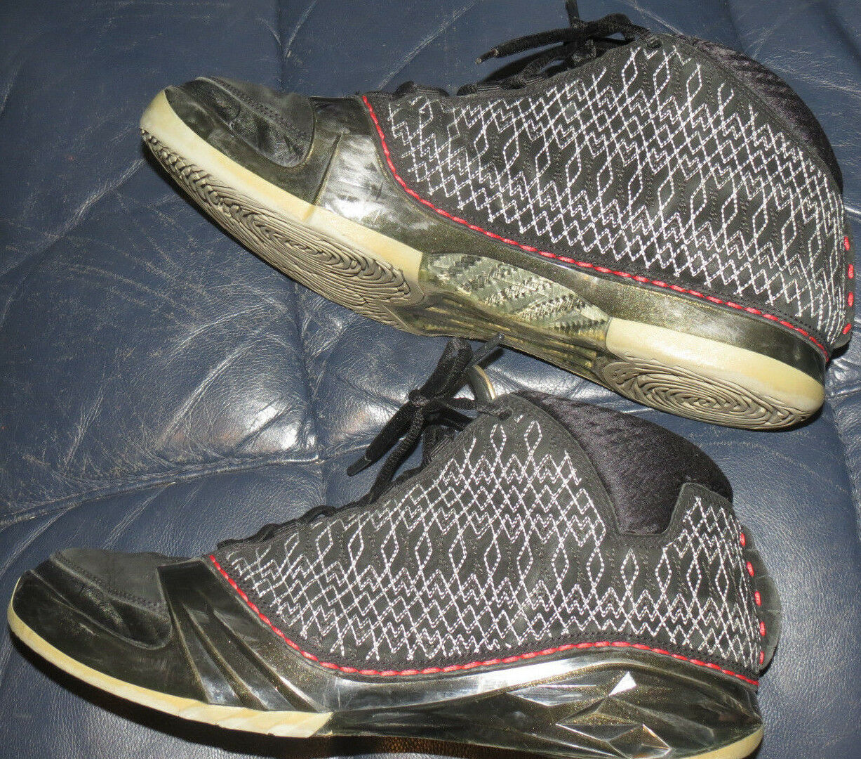 Jordan XX3 23 Black/Stealth/Varsity Red 318376-001 318376-001 Red Size 11.5 99a6ba