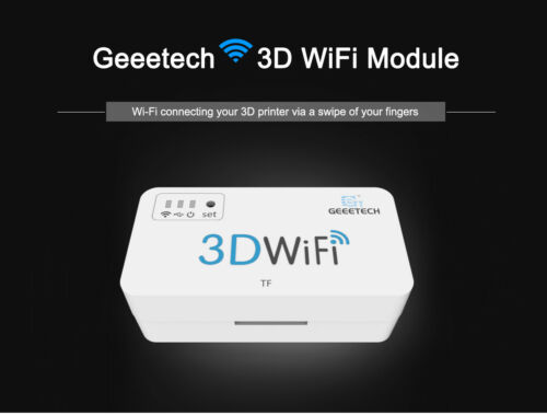 Geeetech 3D WiFi Module for 3D Printer Wireless Control 3D Printer ship from USA