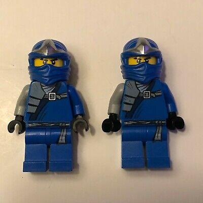 Ninjago Lego mini figure JAY ZX blue ninja  30085 66444 9442