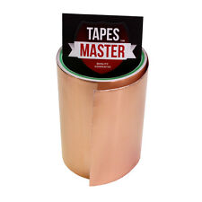 Copper Foil Tape 5 X 10ft Emi Conductive Adhesive Ship From Usa