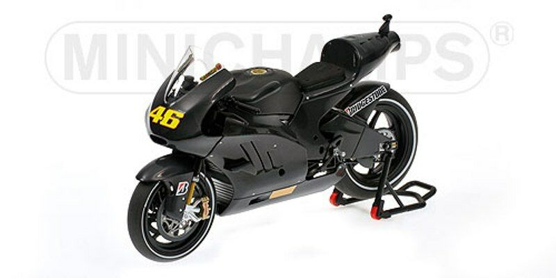 MINICHAMPS 122 110046 110846 110876 DUCATI model bike V ROSSI MotoGP 2011 1 12th