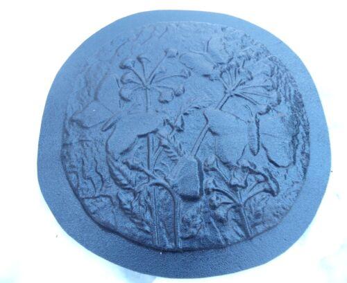 Plaster cement gun plaque plastic mold mould plaster concrete casting