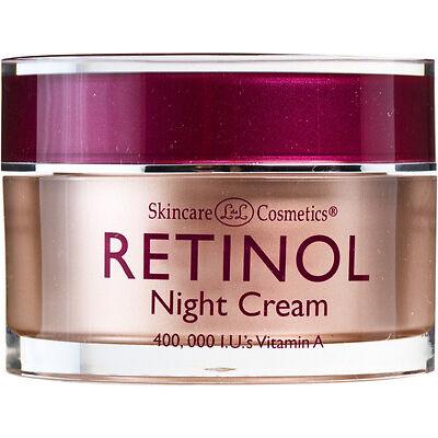Skincare LdeL Cosmetics Retinol Vitamin A Night Cream 50ml