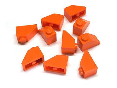 Lego 20 x Dachstein 3040 schwarz 45°  2x1