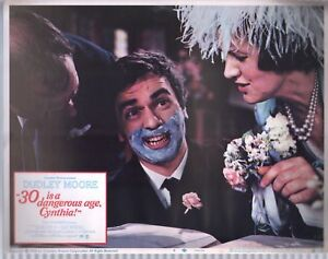 30 Is A Dangerous Age- Cynthia-Dudley Moore-Color-Lobby Carte W1gXX679-09104654-475593992