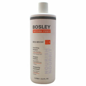 Bosley Revive Nourishing Shampoo For Visibly Thinning Color Treated Hair 33oz For Sale Online Ebay