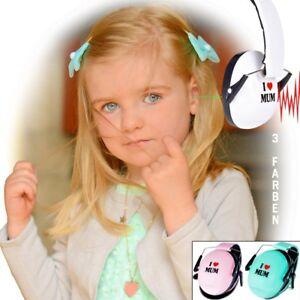Baby Prime Deal Gehörschutz Kinder I ❤ Mum Ohrenschutz Für Dein Kind Ce En352-1 Love Reines Und Mildes Aroma