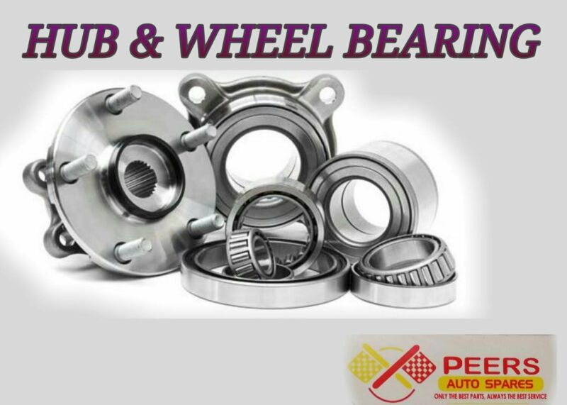WHEEL AND HUB BEARINGS FOR MOST VEHICLES