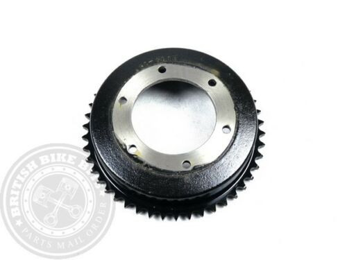 BSA B40//SS90 1961-65 Rear Brake Drum Sprocket 46 Tooth