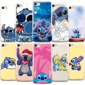 buy popular 34da4 ec3bb Details about Lilo & Stitch Funny Disney Phone Case Cover For iPhone  Samsung LG and Motorola