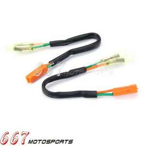 turn signal adapter plug wiring harness connectors leads for rh ebay ie
